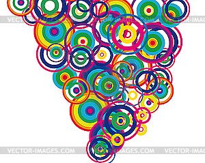 Красивые рисунки с кругами