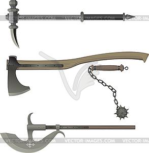 Waffe - Vektorgrafik