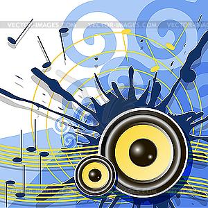 Musik - Vektor-Design