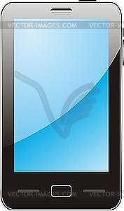 Berühren Smartphone - Vector-Design
