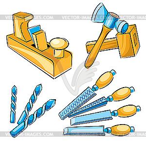 Werkzeuge - Vektorgrafik