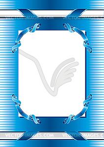 Diplom-Vorlage - Vektor-Klipart