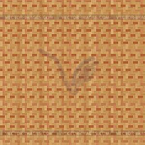 Hintergrund als verwobene Parkett-Textur - Clipart-Bild