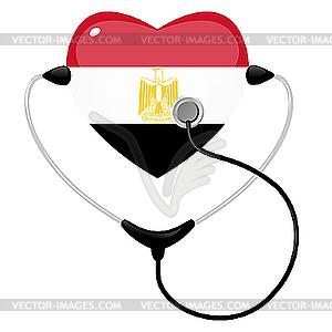 Medizin Ägypten - Vector-Clipart EPS
