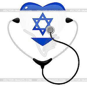 Медицина израиля векторное