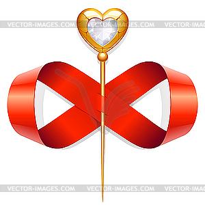 Unendliche Liebe - Clipart