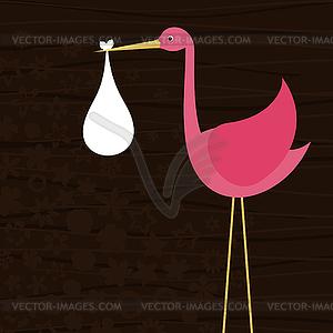 Stork - Vektor-Clipart EPS