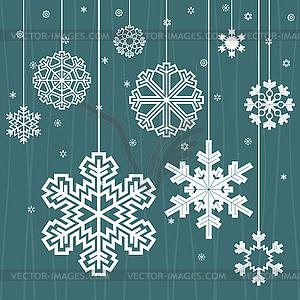 Weihnachten schnee royalty free vektor clipart - Lightbox weihnachten ...