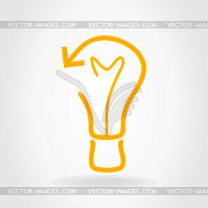 Lampe - Vektor-Clipart / Vektor-Bild