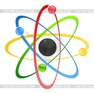 Atom - Vector-Design