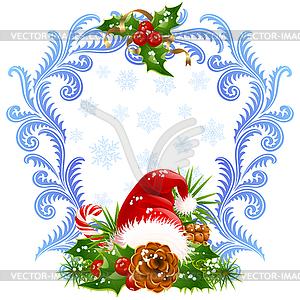 Рождество и новый год открытки