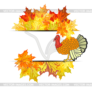 Thanksgiving Day - Vektor-Clipart / Vektor-Bild