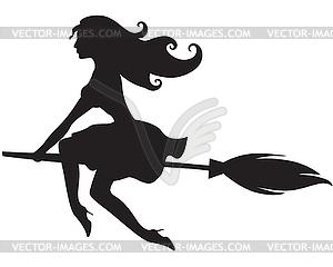 Красивая ведьма на аву - 38a