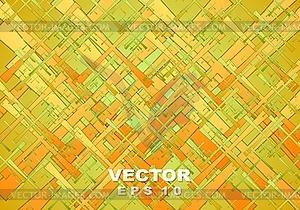 Abstrakten geometrischen Muster - Stock Vektor-Clipart