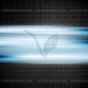 Shiny Blue Background - vektorisiertes Clipart