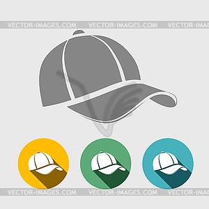 Baseball-Cap - Vector-Design