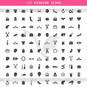 Mode ein Symbol - Vector-Bild