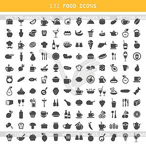 Lebensmittel icon - Vector-Clipart EPS