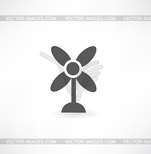 Fan-Symbol - Vektor-Klipart