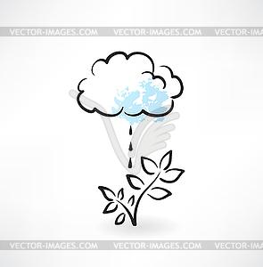 Eco-Symbol - Stock Vektor-Bild
