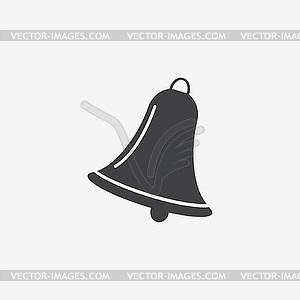 Glockensymbol - Vektorgrafik-Design