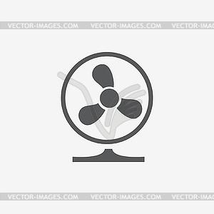 Fan-Symbol - Vektor-Bild