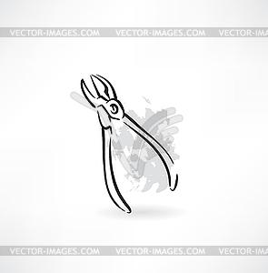 Werkzeuge icon - Vector Clip Art