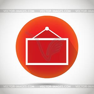 Rahmen Symbol - Vektorgrafik