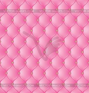 Abstrakt Polster auf rosa Hintergrund - Vector-Bild