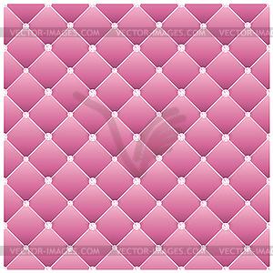 Abstrakt Polster auf rosa Hintergrund - Vector Clip Art
