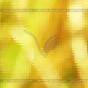 Herbst thematische Hintergrund mit dreieckigen Gitter - Vector-Clipart / Vektor-Bild