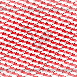 Candy Canes Hintergrund - Vektor-Skizze