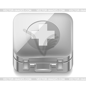 Sanitätskasten - Royalty-Free Vektor-Clipart