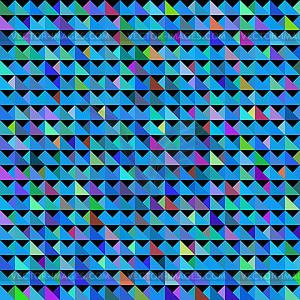Abstraktes Muster - vektorisiertes Clip-Art