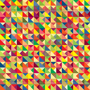 Bunte abstrakte Muster - Clipart-Bild