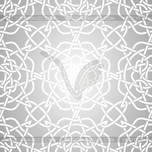 Celtic seamless pattern - Vector-Abbildung