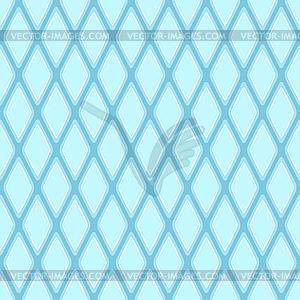 Blaue Rauten - Vektorgrafik-Design
