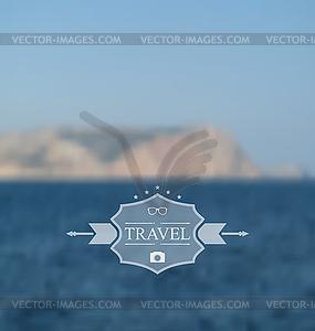 Gestaltung von Karten für weltweite Reisen. Handy - Vector-Clipart / Vektor-Bild