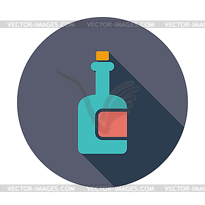 Flasche - Vector-Illustration