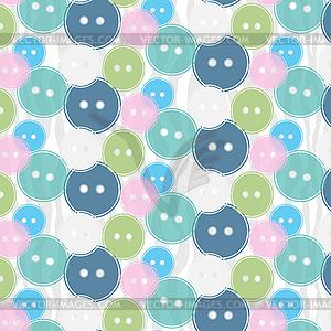 Abstrakt Kreis Muster Grunge-Hintergrund - Stock Vektorgrafik