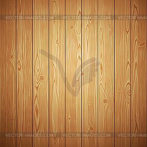 Nahtloses Holzmuster - Vektor-Abbildung
