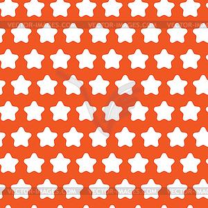 Abstrakte geometrische nahtlose Muster Sterne - Vector-Illustration