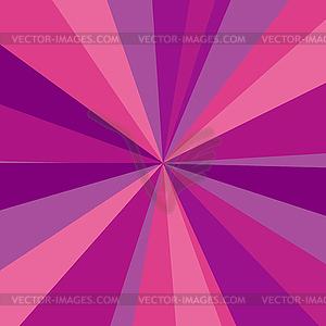 Lila, rot und rosa Hintergrund Strahlen. für Ihre - Vektor-Bild