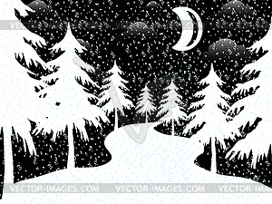 Set über Weihnachten Gedanken Weihnachten Design - Royalty-Free Clipart
