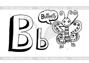 BCDEFGHIJKLMNOPQRSTUV WXYZ - Vector-Bild