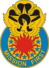 U.S. Army 111th Military Intelligence Brigade, distinctive unit insignia