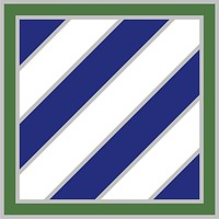 U.S. Army 3rd Infantry Division, combat service identification badge