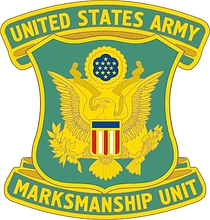 U.S. Army Marksmanship Unit, distinctive unit insignia