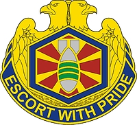 U.S. Army Technical Escort Unit, distinctive unit insignia