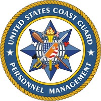 U.S. Coast Guard Personnel Management, emblem